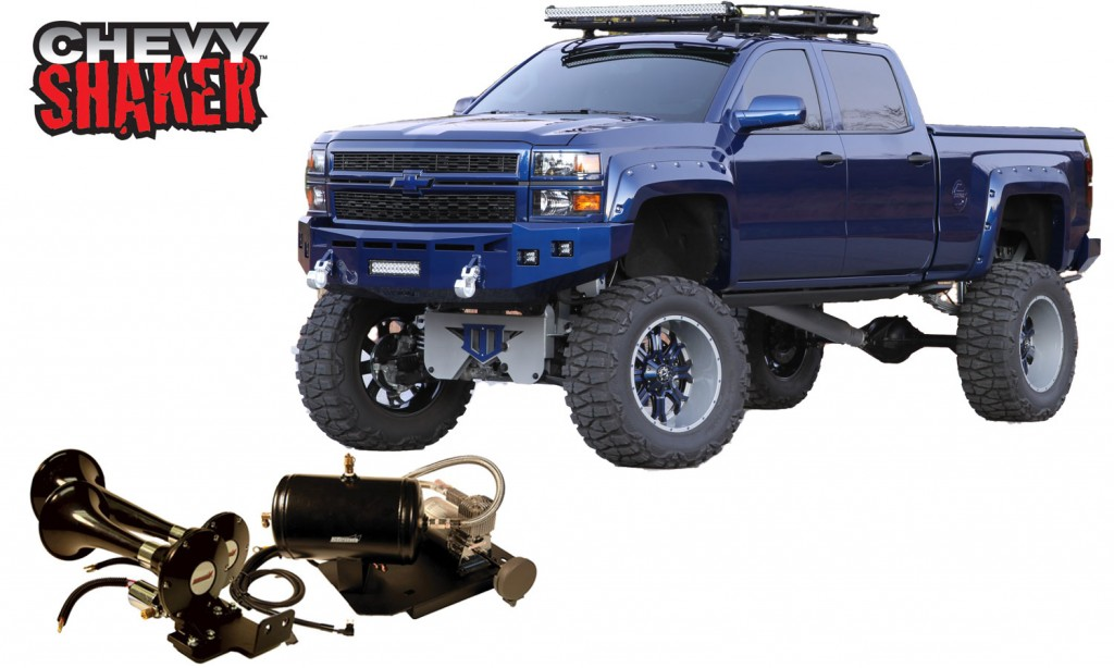 Air Bag Suspension Kits For Chevy Trucks >> Vehicle Specific Air Systems – Kleinn Air Horns