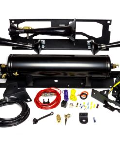 SDKIT17-230 Ford Super Duty Train Horn Direct Fit Kit